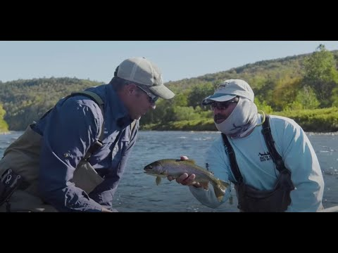 Fishing Trout Town, USA (Full Episode)