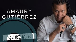 Amaury Gutiérrez - Quédate (Lyrics Video) YouTube Videos