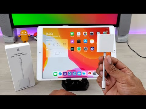 IPad Pro 10.5 IPadOs: Lightning To USB-C Support Is Here With This Accessory!