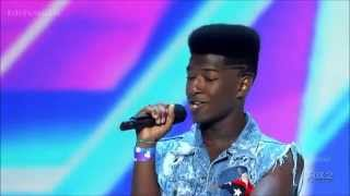 The X Factor USA 2012 - Willie Jones