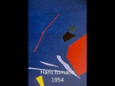 Hans Ittmann (1914-1972)  - Nederlandse Moderne beelden kunstenaar en schilder