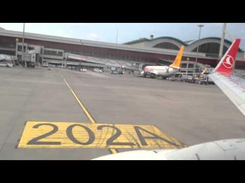 Turkish Airlines | Boeing 737-8F2(WL) | Istanbul Sabiha Gökçen to Tehran Imam Khomeini | TC-JHV
