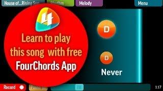 Easy Guitar Lesson -- Summer Wine - Nancy Sinatra - Tutorial with chords + Lyrics