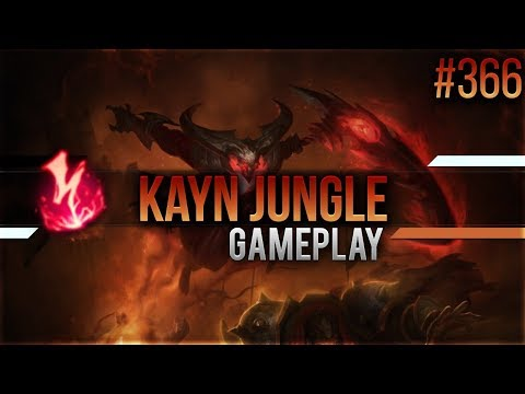 Kayn (Jungle): LETZTES PROMO GAME #366 [Lets Play] [League of Legends] [German / Deutsch]