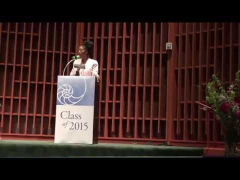 Waldorf San Francisco Commencement Speech 2015 Indigo Ocean Dutton