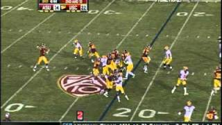 USC FB #31 Stanley Havili Highlights 2010
