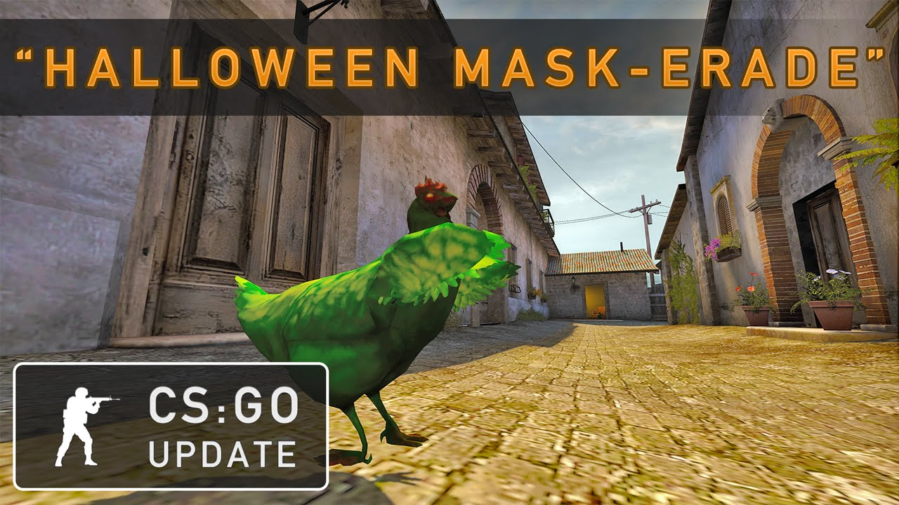 Cs Go Halloween Mask Erade Update Video 10 22 2014 Youtube