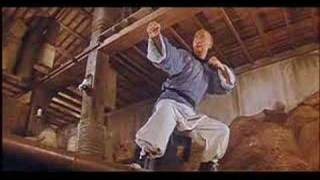Wong Fei Hung vs. Iron Robe Yim