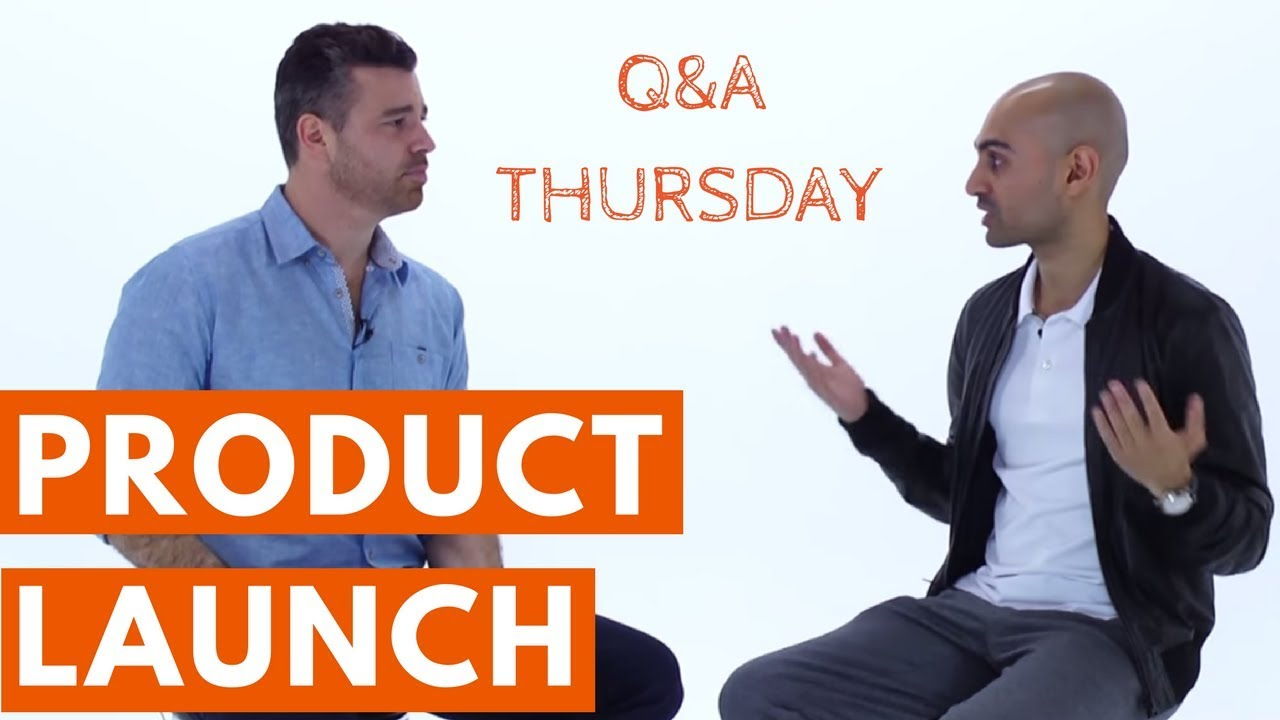 How to Launch a Product | (Neil Patel's Insider Marketing Secrets)