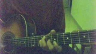 Dekha Na Hai Re - On Acoustic Guitar