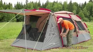 Обзор кемпинговой палатки Ultra Maverick