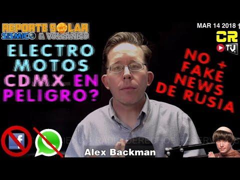 ELECTROMOTOS! CDMX EN GRAVE PELIGRO! NO+ FAKE NEWS!  REPSOL - MAR 14, 2018