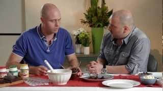Travis McAuley and George Calombaris' tips to making easter eggs Thumbnail