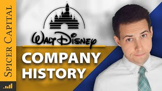 History of The Disney Company - DIS Stock Analysis (Part 1)