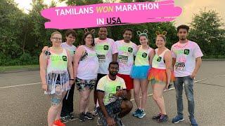 FOAM GLOW | 5K RUN | MARATHON | USA #Marathon #FoamGlow #5krun
