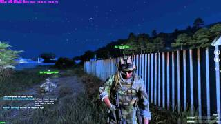 Arma 3 GTA - DnA about spaghetti and economy