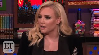 Meghan McCain Admits Fighting With Former Co-Host Of 'The View'