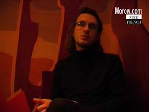 Porcupine Tree Interview for Morow.com Prog Radio