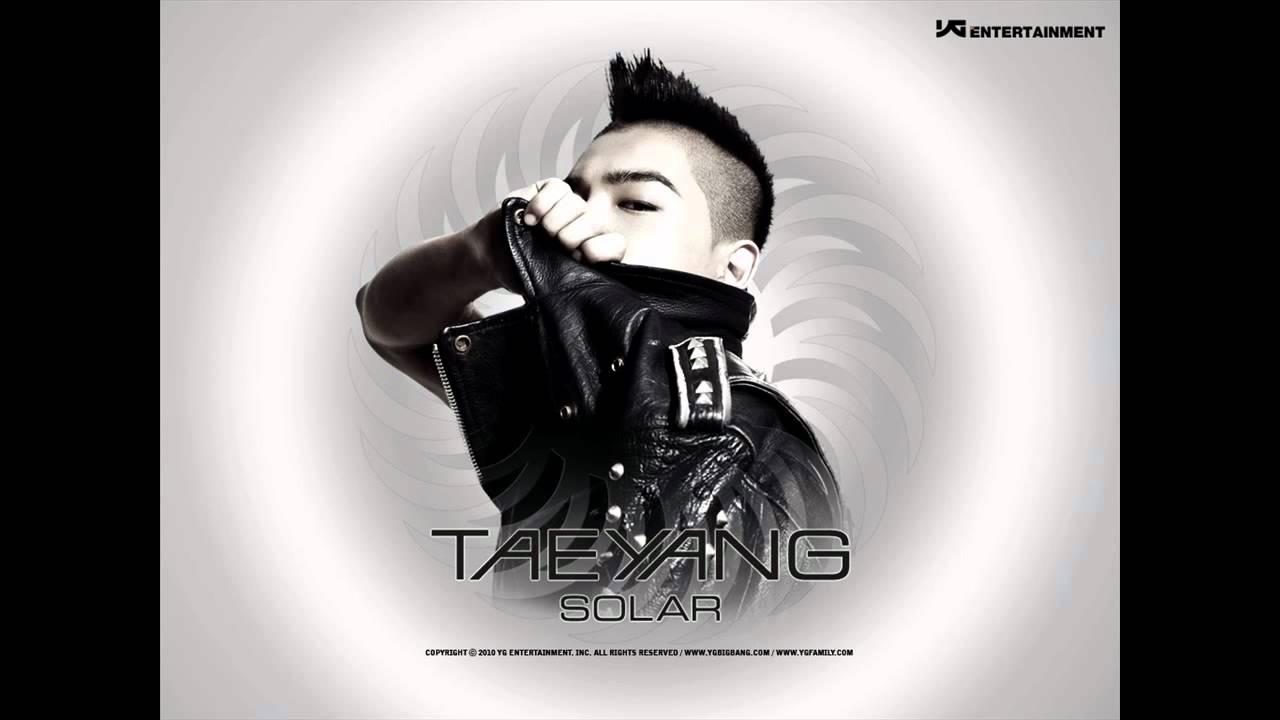 Taeyang Wedding Dress Official English Version Hd Youtube