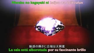 Kaitou F no Shinario ~Kieta Daiya no Nazo~【10 Vocaloid】- Sub Español + Karaoke