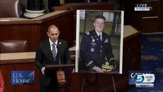 KSL: Congressman Curtis pays tribute to Major Brent Taylor