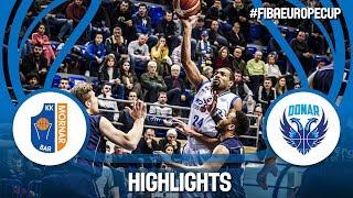 Mornar Bar (MNE) v Donar Groningen (NED) Quarter-Finals - FIBA Europe Cup 2017-18 thumbnail