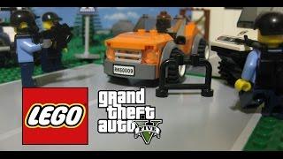 Лего ГТА V фильм/Lego GTA V movie
