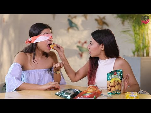 Komal & Upalina Take On The Guess The Food Item Challenge - POPxo