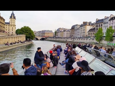 My Seine River Cruise | Paris Trip 2017
