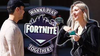 """Wanna Play Fortnite Together?"""