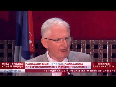 ŽIVADIN JOVANOVIĆ (SERBIA) - (Global Peace vs. Global Interventionism and Imperialism)
