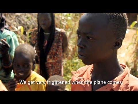 Bombing in Sudan's Blue Nile State