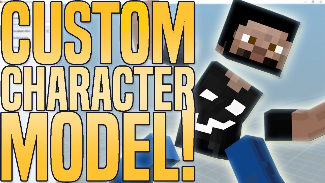 How To Build A Minecraft Character Model With Modelbench