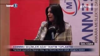 Gambar cover Ankara Serbest Muhasebeci Mali Müşavirler Odası 2019 Seçimleri