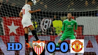 Download Video SEVILLA vs Manchester United 0-0 Hasil liga Champion Tadi Malam 21-2-2018. MP3 3GP MP4