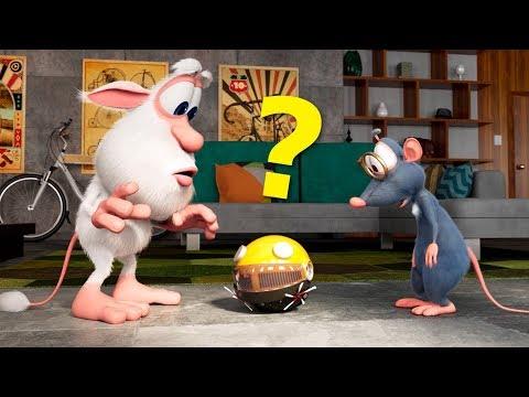 Буба - Все серии с мышкой Лулой (????) Весёлые мультики для детей - Буба МультТВ