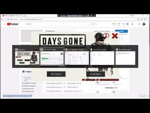 Download Days Gone Game Licence Key (I have proof in my video 100%)