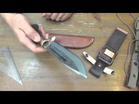 トヨクニの剣鉈