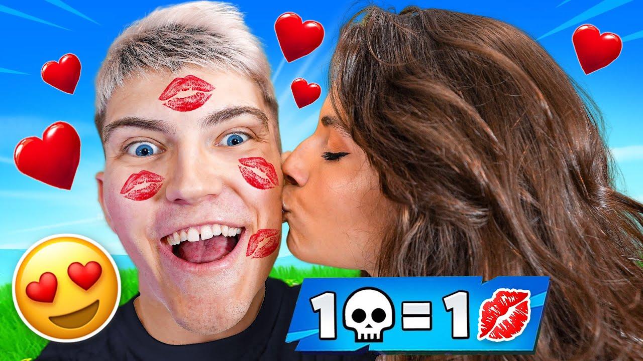 Download 1 KILL = 1 BISOU sur FORTNITE (elle m'embrasse)