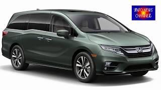 2019 HONDA ODYSSEY SUV - INTERIOR REDESIGN