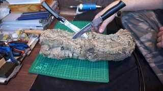 Автоматические ножи ручной работы(Необычные ножи с интересной системой фиксации клинка. На ремонт и заточку... custom knife russia., 2015-04-14T15:06:53.000Z)
