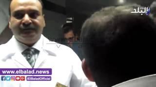 بالفيديو.. رئيس جامعة الفيوم يبحث أزمة العاملين بمستشفى الجامعة
