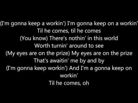 Till He Comes (Lyrics) - Vocal Union