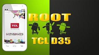 [APORTE] COMO ROOTEAR TCL D35 [KINGO ROOT]