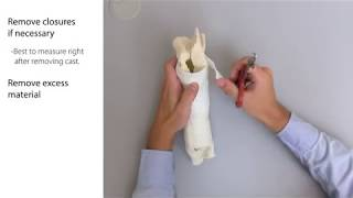How to | Create and Prepare Casts for Scanning & Measuring