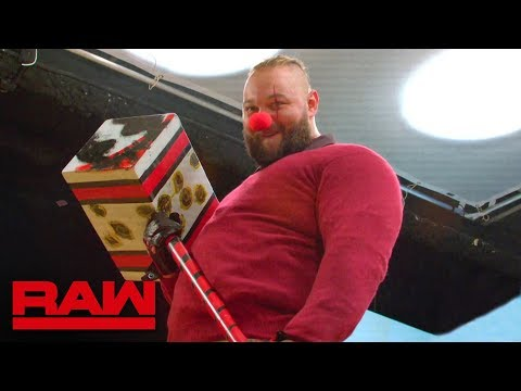 Bray Wyatt has a smashing time on Firefly Fun House: Raw, June 10, 2019
