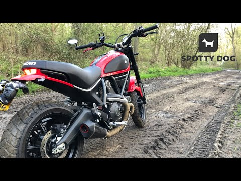 42 Ducati Scrambler Motorcycle Boots cross Country