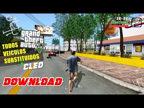 BEST MOD GTA 5 FOR ANDROID!!! All replaced vehicles, textures and more - DOWNLOAD