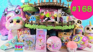 Blind Bag Treehouse #168 Unboxing LOL Surprise Disney Moj Moj | PSToyReviews