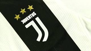 2018-19 Juventus Authentic Jersey - fcbjerseys.com